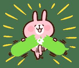 Piske&Usagi.3(English) by Kanahei sticker #1435743