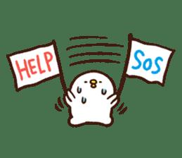 Piske&Usagi.3(English) by Kanahei sticker #1435751