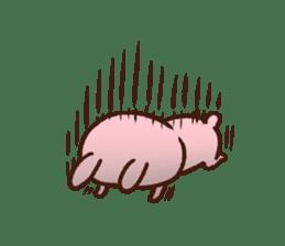 Piske&Usagi.3(English) by Kanahei sticker #1435756