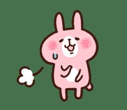 Piske&Usagi.3(English) by Kanahei sticker #1435757