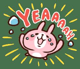Piske&Usagi.3(English) by Kanahei sticker #1435759