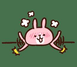 Piske&Usagi.3(English) by Kanahei sticker #1435763