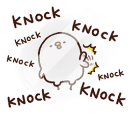 Piske&Usagi.3(English) by Kanahei sticker #1435770