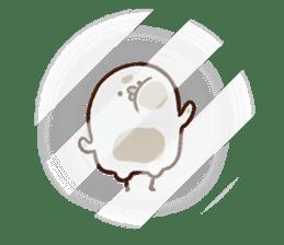 Piske&Usagi.3(English) by Kanahei sticker #1435771