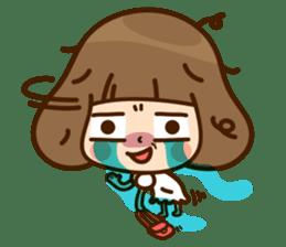 Kinoko & Labito sticker #1575378