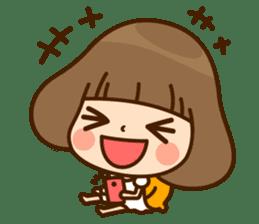 Kinoko & Labito sticker #1575379