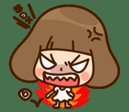 Kinoko & Labito sticker #1575387
