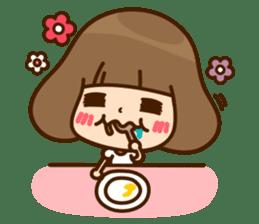 Kinoko & Labito sticker #1575394