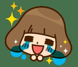 Kinoko & Labito sticker #1575402