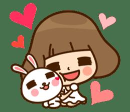 Kinoko & Labito sticker #1575410