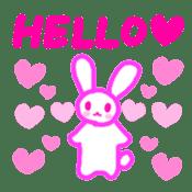 ANDREA - Happy Valentine's Day! - sticker #1612070
