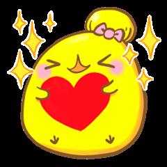 My princess chick(English)