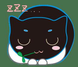 A Cat Named Moemoeme Shirokuroneko sticker #2035056