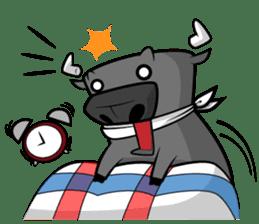Tidlom The Sky Hanger: Buffalo Life sticker #2150305