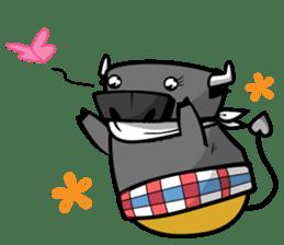 Tidlom The Sky Hanger: Buffalo Life sticker #2150316