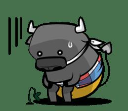Tidlom The Sky Hanger: Buffalo Life sticker #2150319