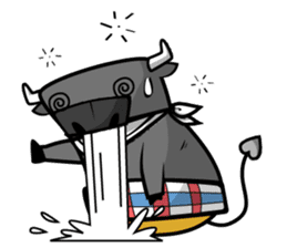 Tidlom The Sky Hanger: Buffalo Life sticker #2150325