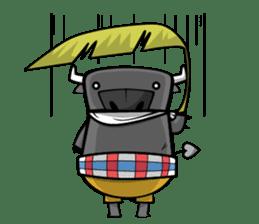 Tidlom The Sky Hanger: Buffalo Life sticker #2150330