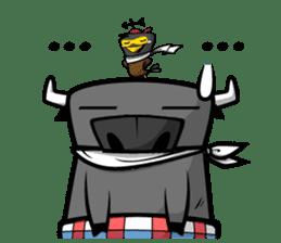 Tidlom The Sky Hanger: Buffalo Life sticker #2150331