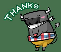 Tidlom The Sky Hanger: Buffalo Life sticker #2150335
