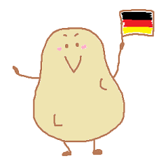 """Germany Potato """"Kartoffeln"""""""
