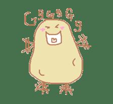 "Germany Potato ""Kartoffeln"" sticker #2175148"