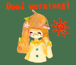 Mori--girl sticker #2224584