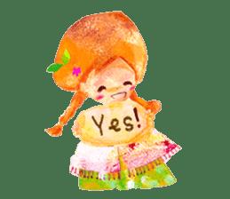Mori--girl sticker #2224594