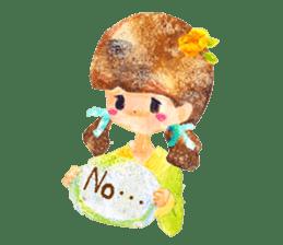 Mori--girl sticker #2224595