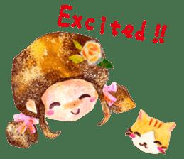 Mori--girl sticker #2224598