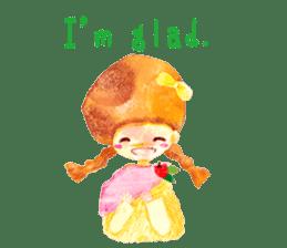 Mori--girl sticker #2224599