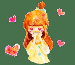 Mori--girl sticker #2224608