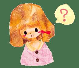 Mori--girl sticker #2224610