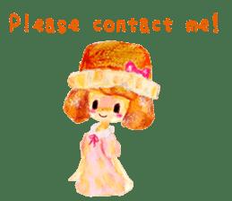 Mori--girl sticker #2224612