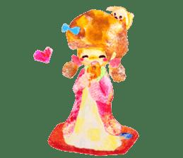 Mori--girl sticker #2224620
