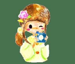 Mori--girl sticker #2224621