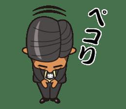 JUNCTION PRODUCE C.E.O. TAKETOMI-SAN sticker #4979881