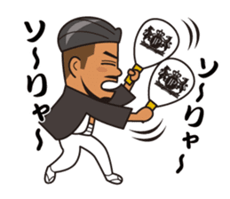 JUNCTION PRODUCE C.E.O. TAKETOMI-SAN sticker #4979891