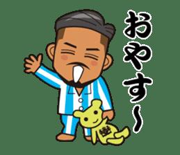 JUNCTION PRODUCE C.E.O. TAKETOMI-SAN sticker #4979913
