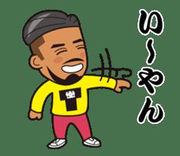 JUNCTION PRODUCE C.E.O. TAKETOMI-SAN sticker #4979916