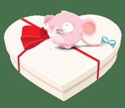 Sugar Mousey sticker #5728005