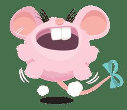 Sugar Mousey sticker #5728006