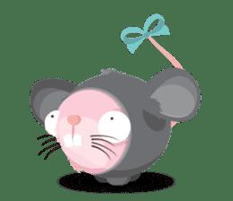 Sugar Mousey sticker #5728007