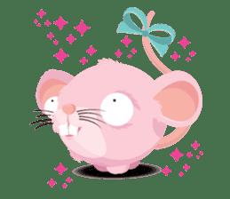 Sugar Mousey sticker #5728011