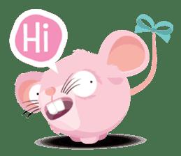Sugar Mousey sticker #5728012