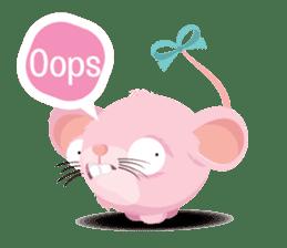Sugar Mousey sticker #5728017