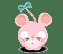 Sugar Mousey sticker #5728018