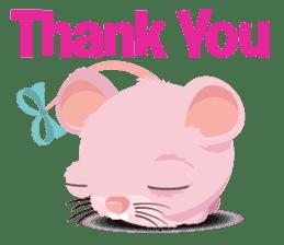 Sugar Mousey sticker #5728023