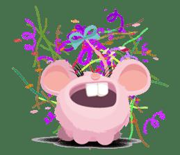 Sugar Mousey sticker #5728026