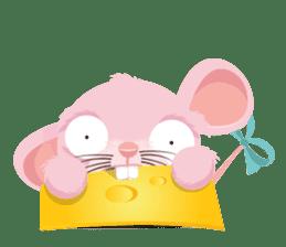 Sugar Mousey sticker #5728029